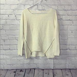 Love Tree | cute zipper detail sweater
